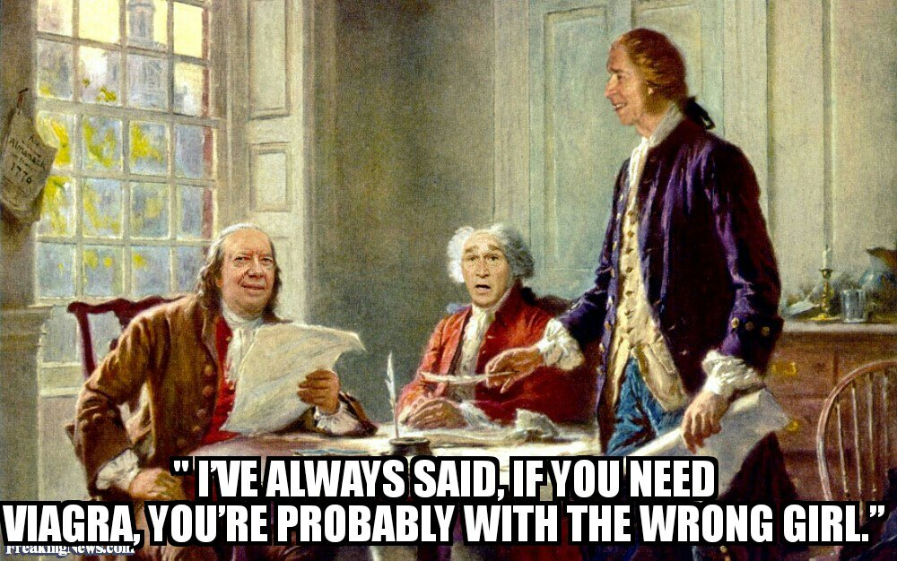 July 4th 1776 Bigly Quotes From Our Founding Fathers Joe Beertap